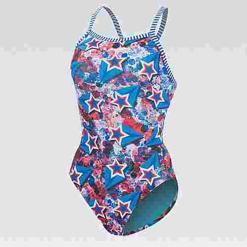 Dolfin Uglies V-2 Back Schwimmanzug Damen Liberty