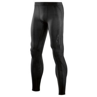 Skins DNAmic Long Tights Tights Herren Black/Black