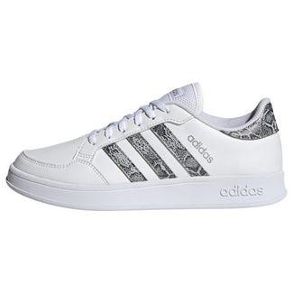 adidas Breaknet Schuh Sneaker Damen Cloud White / Grey Two / Core Black