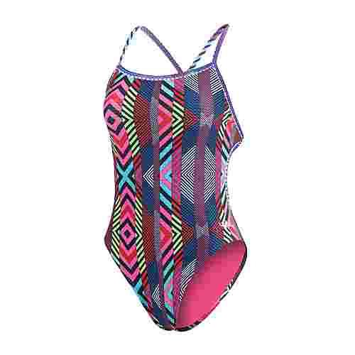 Dolfin Uglies Revibe Tie-Back Schwimmanzug Damen Diamond