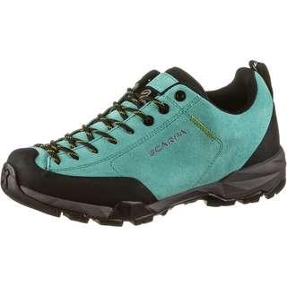 Scarpa Mojito Trail Wanderschuhe Damen green blue