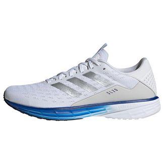 adidas SL20 Schuh Laufschuhe Herren Cloud White / Silver Metallic / Royal Blue