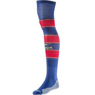 Nike FC Barcelona 20-21 Heim Stutzen deep royal blue-noble red-varsity maize