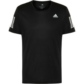 adidas own the run Funktionsshirt Herren black-white