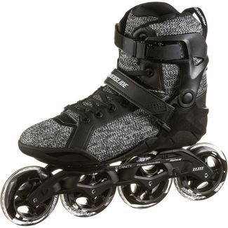 POWERSLIDE Enzo 90 Fitness Skates black-grey