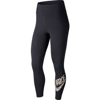 Nike Nike Sportswear Leggings Damen black-particle beige