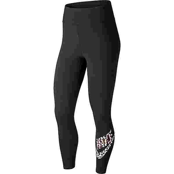 Nike Nike Sportswear Leggings Damen black-particle beige