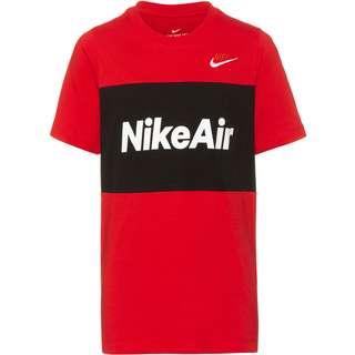 Nike Air T-Shirt Kinder university red-black