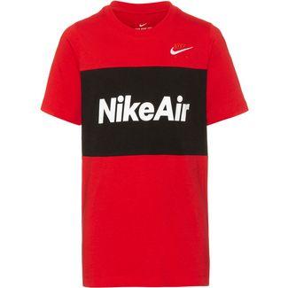 Nike Air T-Shirt Kinder university red-black