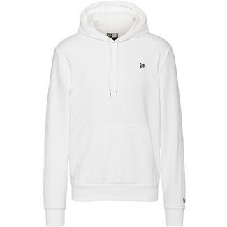 New Era Essential Hoodie Herren white