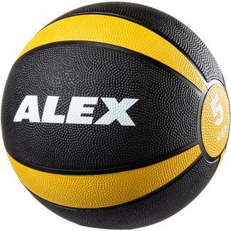 ALEX Gymnastikball gelb