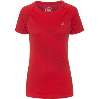 ASICS TOKYO SEAMLESS Funktionsshirt Damen classic red