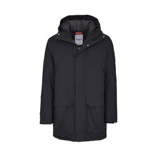 Cleptomanicx Parkistan Funktionsjacke Herren Phantom Black