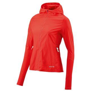 Skins Gylle Trainingsjacke Damen Coral Red