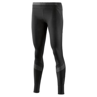Skins DNAmic Ultimate Long Tights Tights Damen Black Starlight