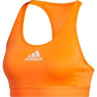 adidas Don't rest Alphaskin BH Damen app signal orange