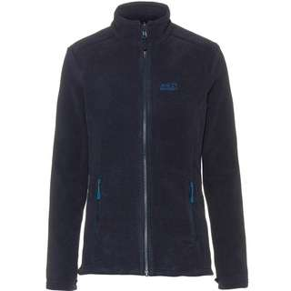 Jack Wolfskin MOONRISE Fleecejacke Damen midnight blue