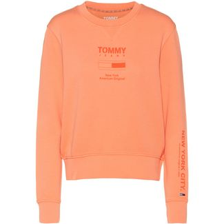 Tommy Hilfiger Sweatshirt Damen melon orange