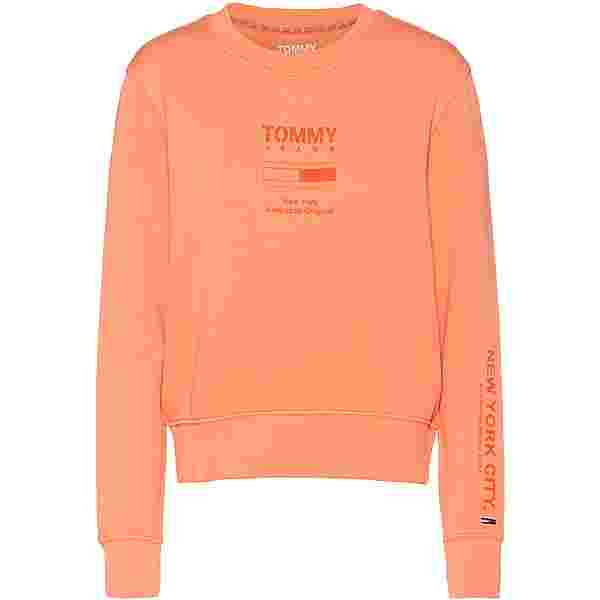 Tommy Hilfiger Sweatshirt Damen melon orange