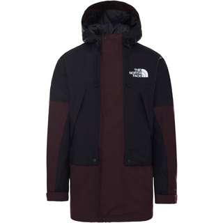 The North Face Parka Herren root brown/tnf black