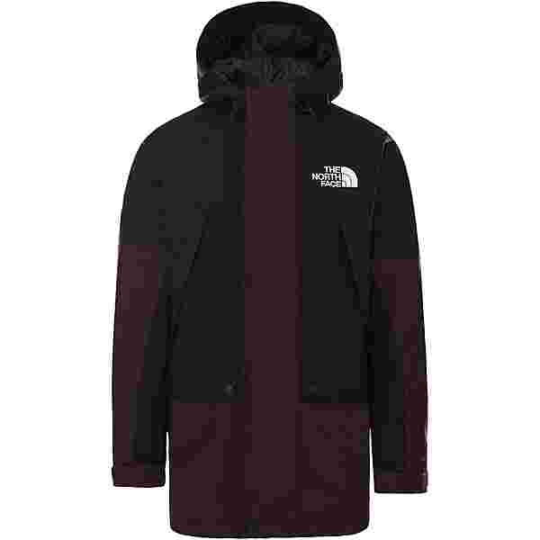 The North Face GOLDMILL Parka Herren root brown/tnf black