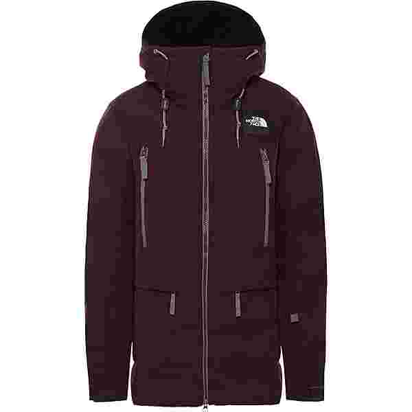 The North Face PALLIE Daunenjacke Damen root brown