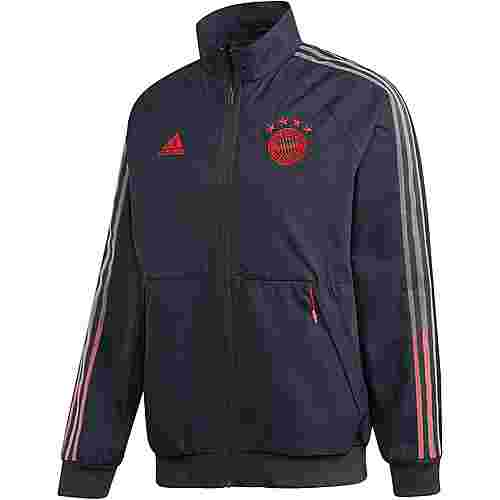 adidas FC Bayern Trainingsjacke Herren night grey