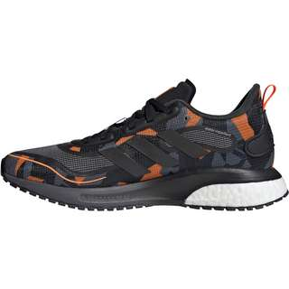 adidas Supernova Cold.Ready Laufschuhe Herren grey five-core black-signal orange