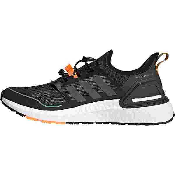 adidas Ultraboost Cold.Ready Laufschuhe Herren core black-iron met.-signal orange