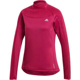 adidas WARM Funktionsshirt Damen power berry