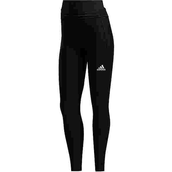 adidas Alphaskin Cold.Ready Tights Damen black