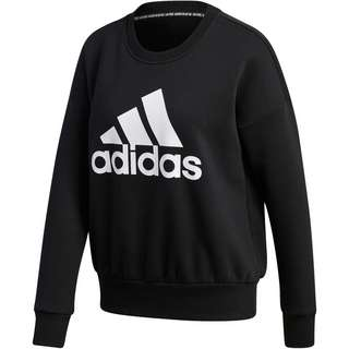 adidas BOS Badge of Sports Sweatshirt Damen black
