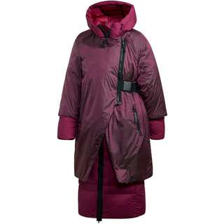 adidas Cold Ready Daunenmantel Damen power berry