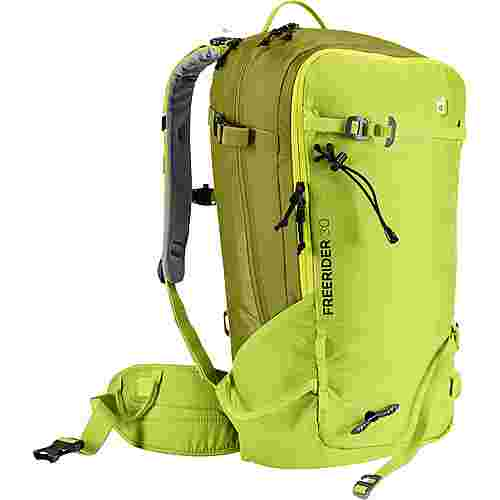 Deuter Freerider 30 Tourenrucksack citrus-moss