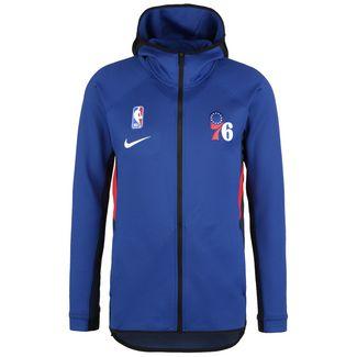Nike NBA Philadelphia 76ers Therma Flex Jacke Herren blau / rot