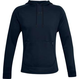 Under Armour Charged Hoodie Herren academy-halo gray