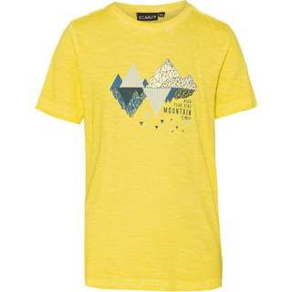 CMP T-Shirt Kinder lemonade