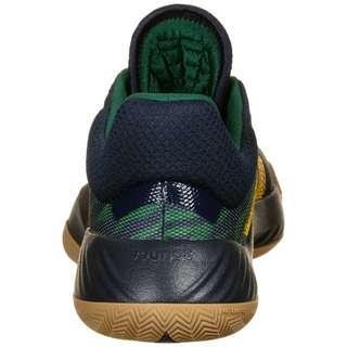 adidas D.O.N. Issue 1 Be Humble Basketballschuhe Herren dunkelblau / dunkelgrün