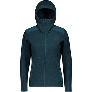 SCOTT Fleecejacke Damen majolica blue