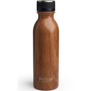 SmartShake Bohtal Trinkflasche wood