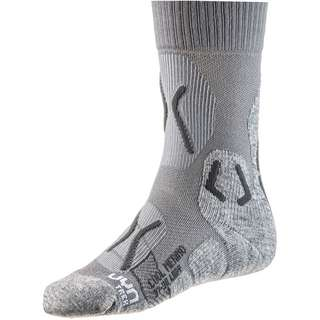 Uyn Merino COOL Merino Wandersocken Damen light grey melange-pearl grey