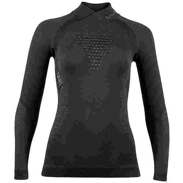 Uyn Merino Fusyon Unterhemd Damen black-anthracite-anthracite