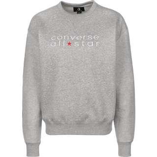 CONVERSE All Star Crew Sweatshirt Damen grau/meliert