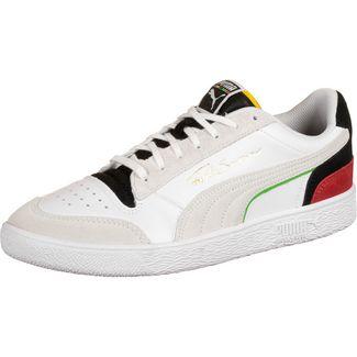 PUMA Ralph Sampson LO WH Sneaker Herren beige/weiß