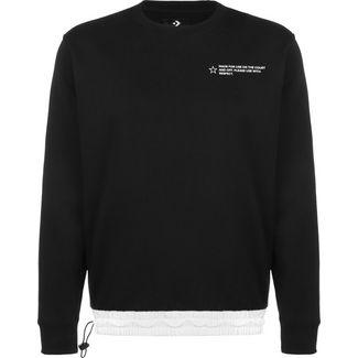 CONVERSE Close out Crew Sweatshirt Herren schwarz