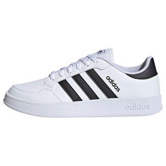 adidas Breaknet Schuh Sneaker Herren Cloud White / Core Black / Core Black