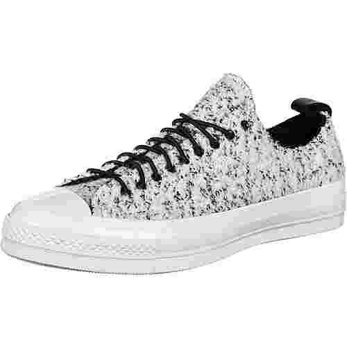 CONVERSE 70 Boucle Wool Ox Sneaker weiß/grau/meliert