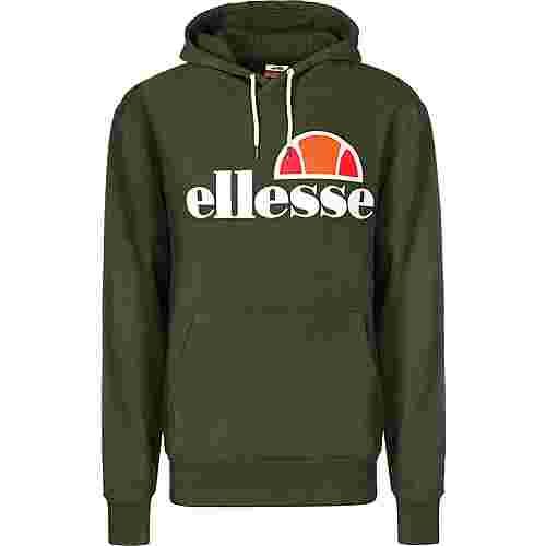 Ellesse Small Logo Gottero Hoodie Herren oliv
