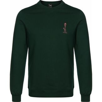 iriedaily Rosebong Sweatshirt Herren grün