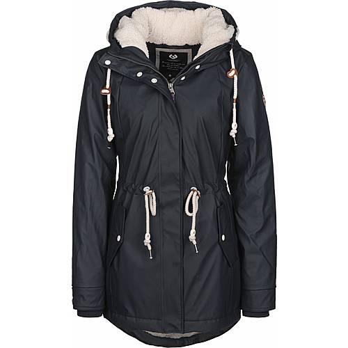 Ragwear MONADIS RAINY W Winterjacke Damen blau im Online Shop von SportScheck kaufen